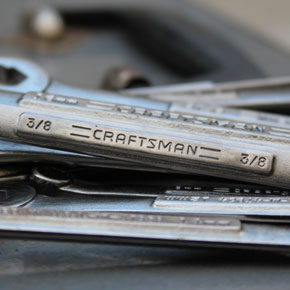 Craftsman Tools.