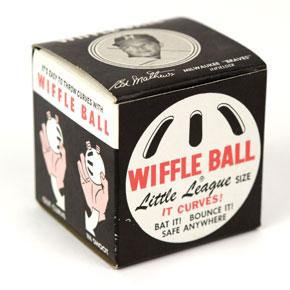 Wiffle Ball.