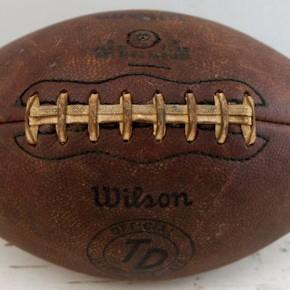 Wilson Footballs.